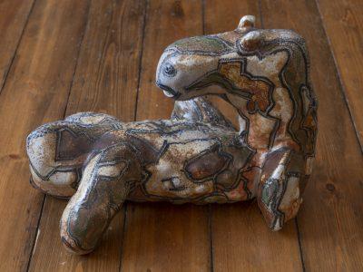 Angular Animal by Sten Lykke Madsen
