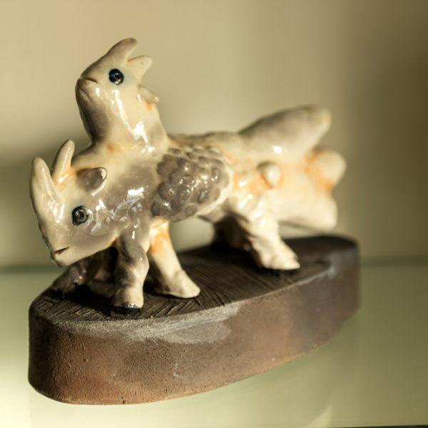 Ceramic Co-existence by Sten Lykke Madsen