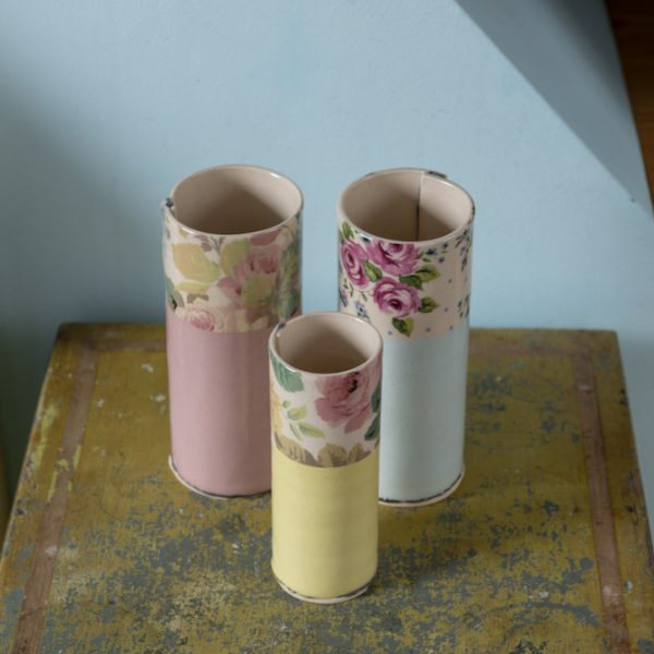 Vases by Virginia Graham