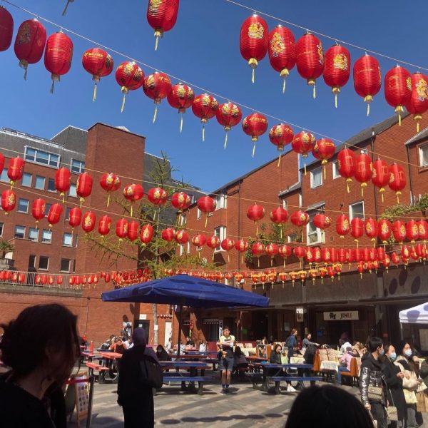 site visit Chinatown
