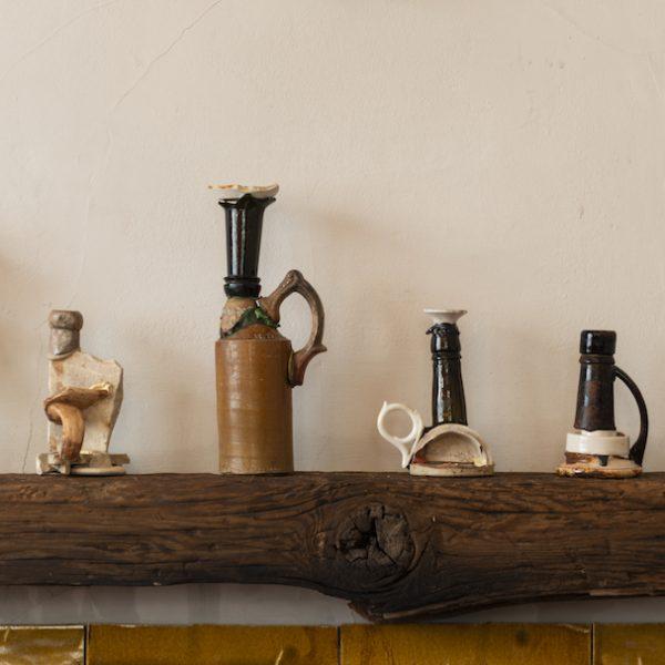 Robert Cooper candlesticks