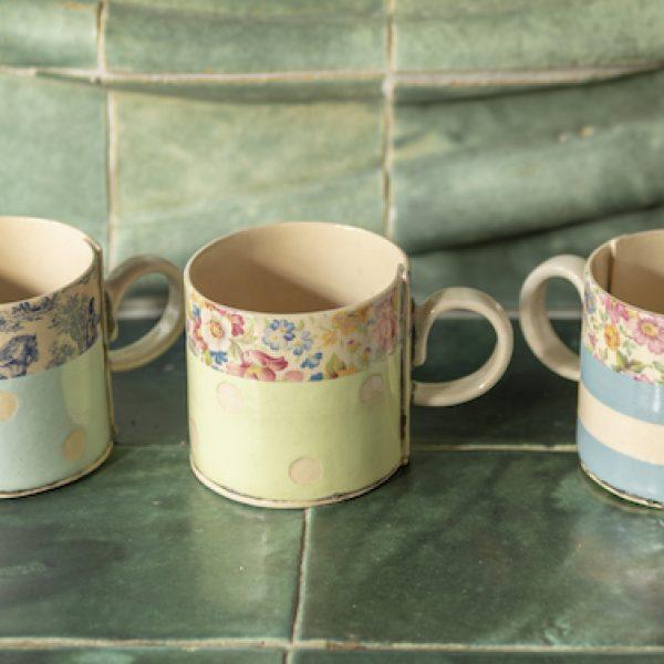 Virginia Graham cups Utility Room